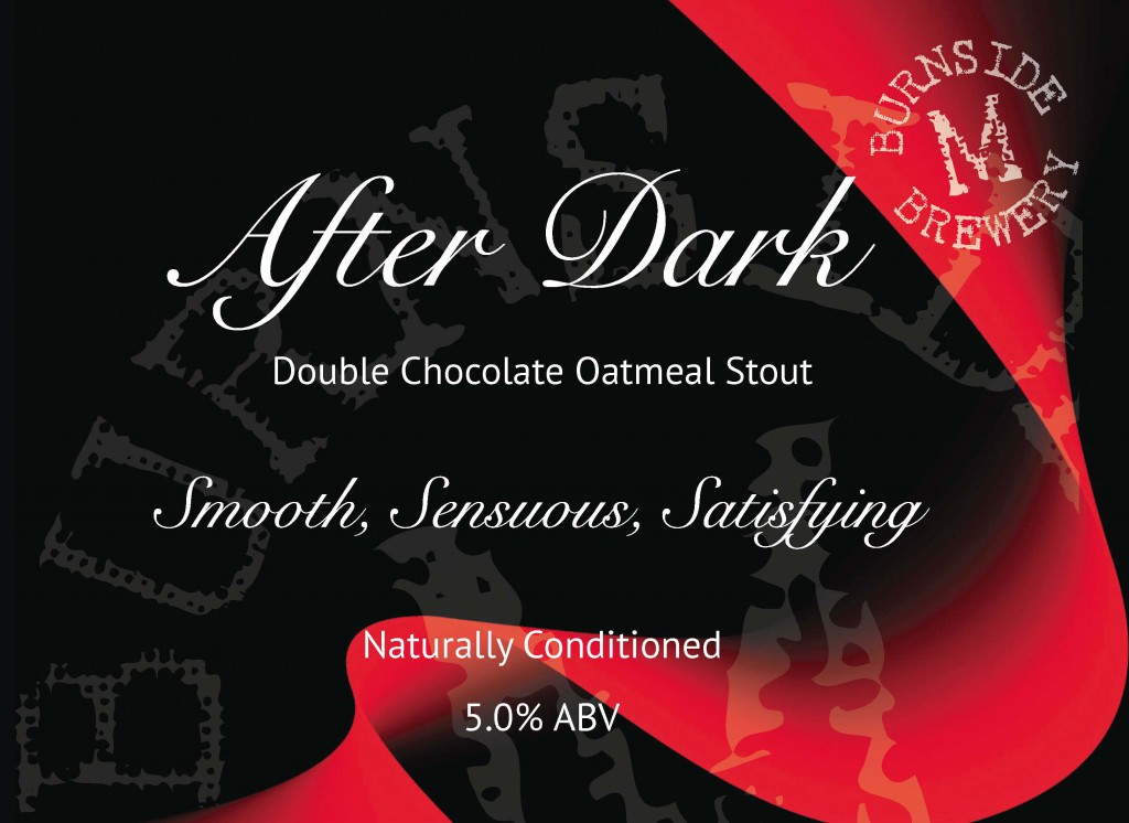 After Dark Double Chocolate Oatmeal Stout