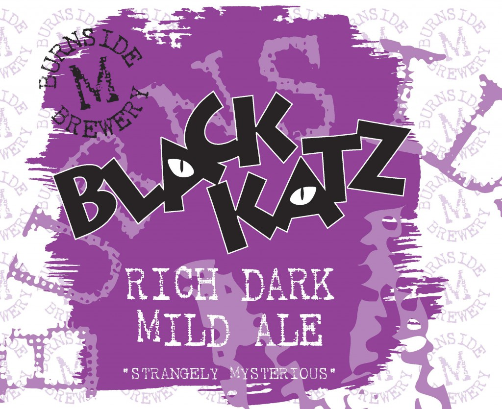 BLACK KATZ dark mild ale