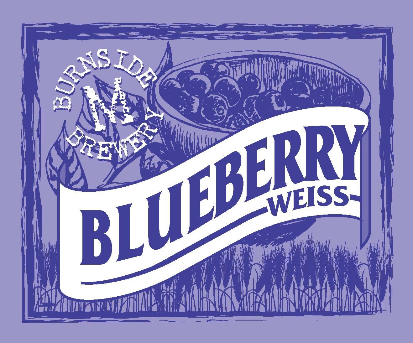 Weiss Bier 2 - Blueberry Weiss