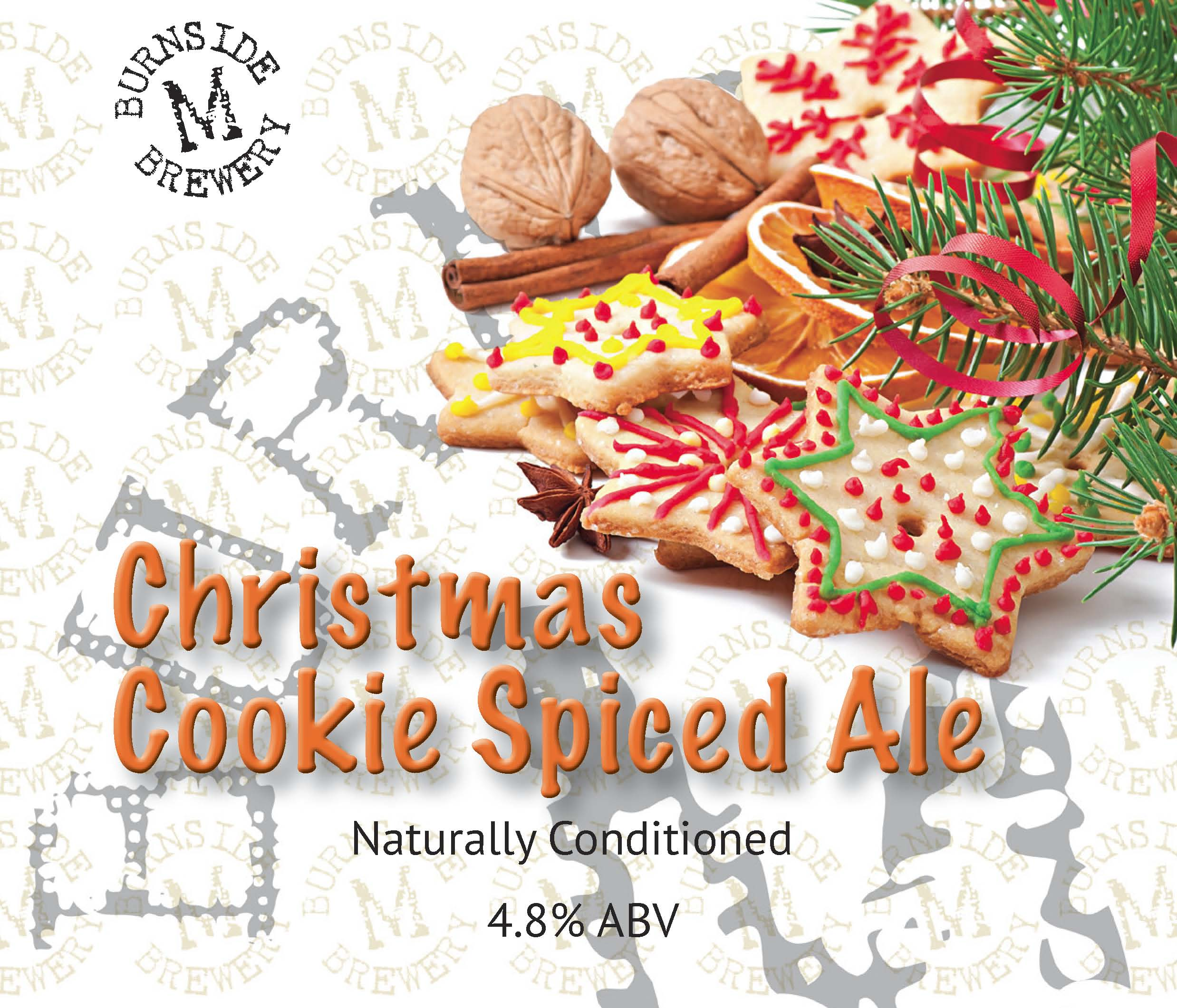 Christmas Cookie Spiced Ale