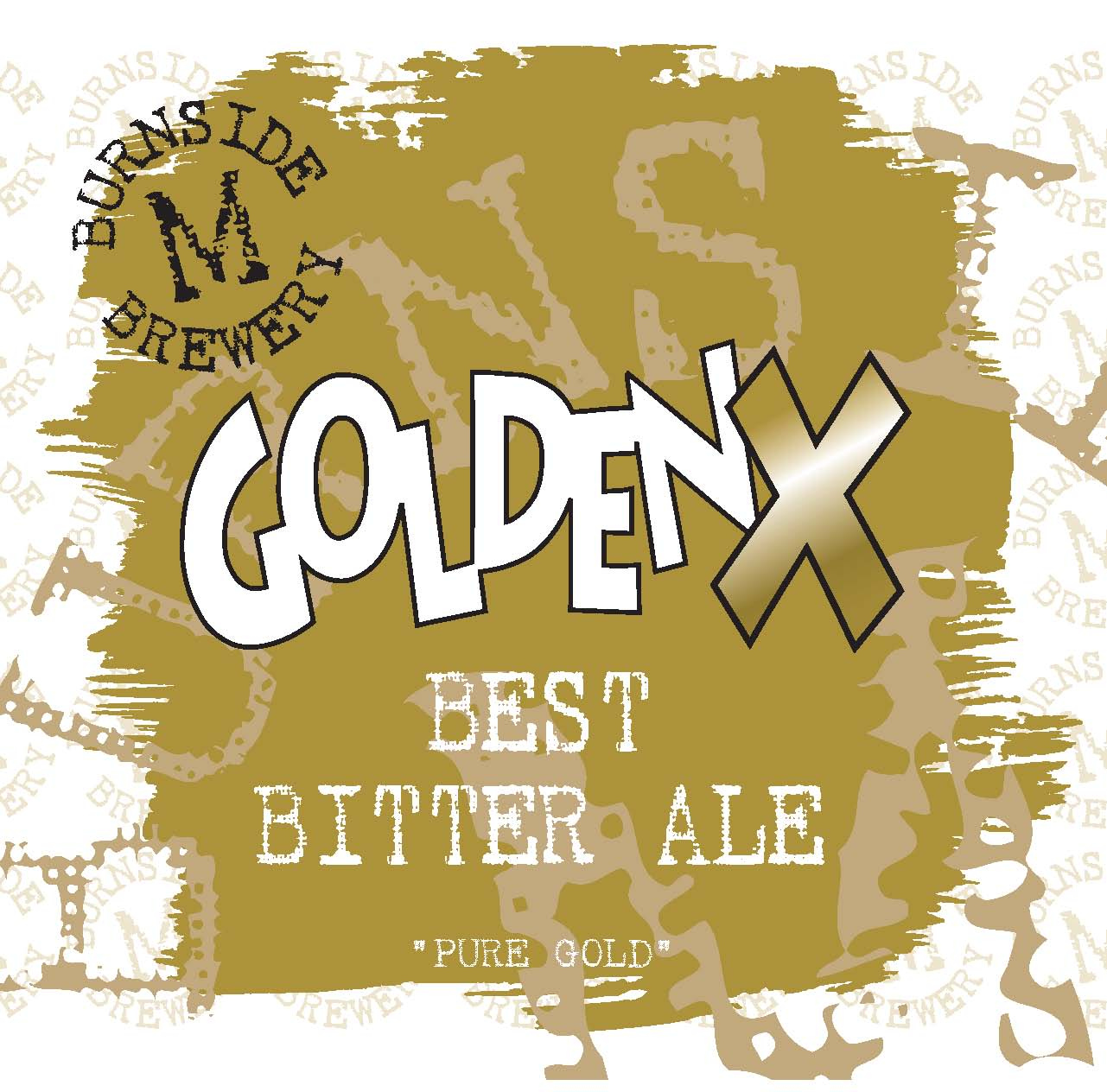 Golden X Best Bitter