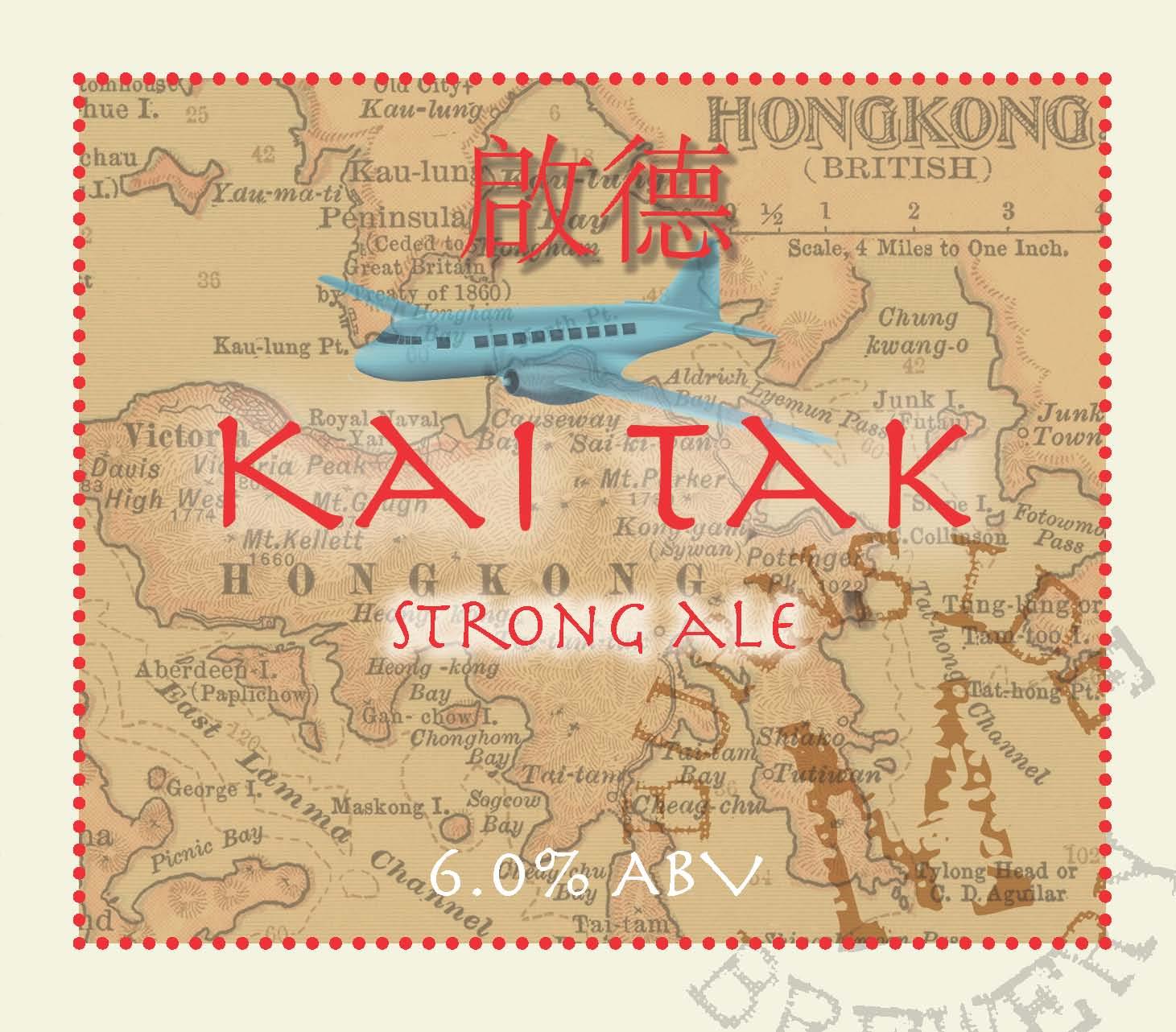 Kai Tak Strong Ale