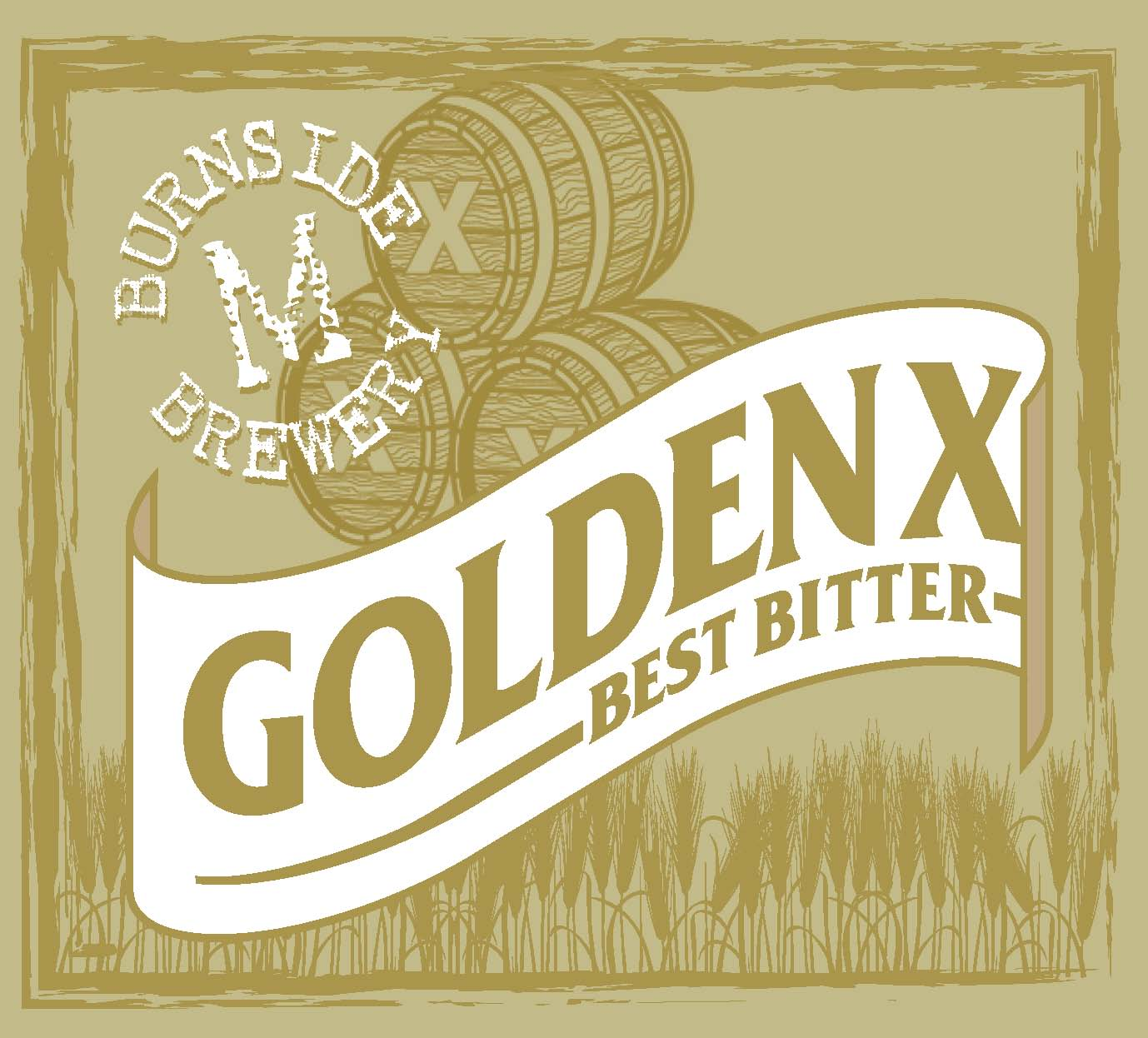 4. Golden X Best Bitter