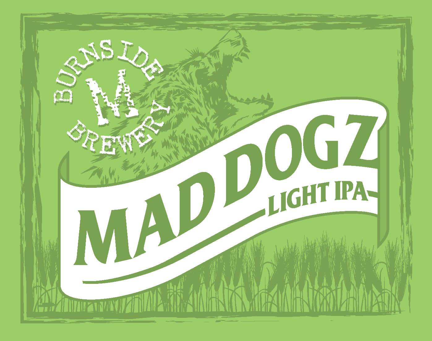 3. Mad Dogz Light IPA