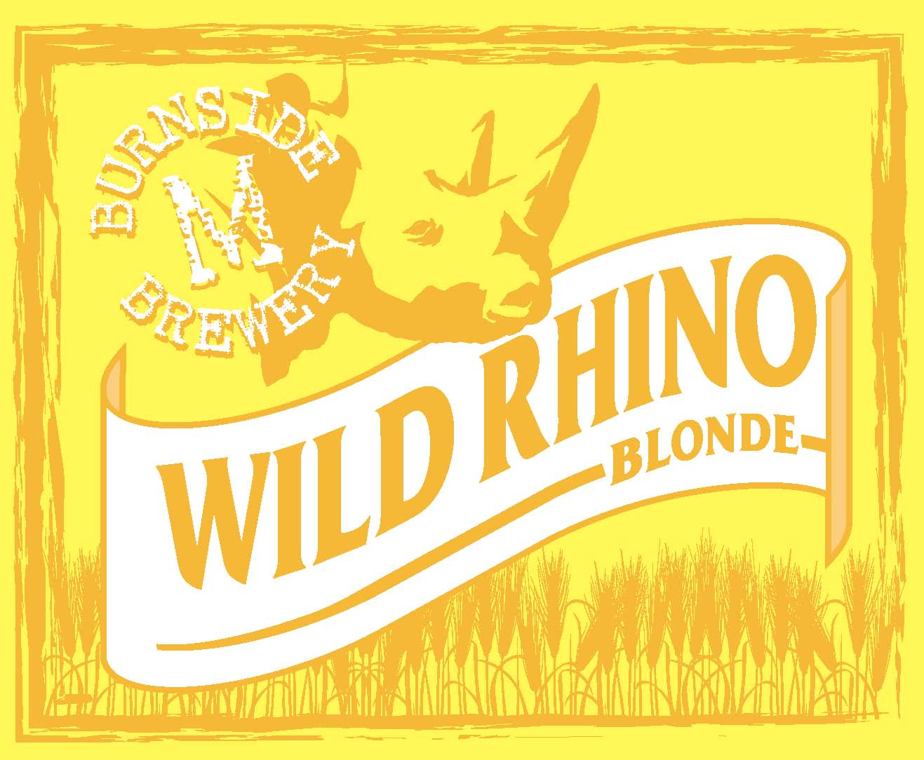 5. WILD RHINO Blonde Beer